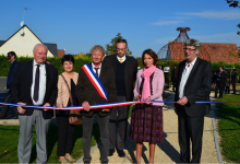 inauguration centre bourg